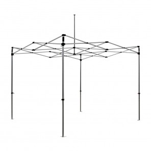 3m x 3m (40mm Hex) Gazebo Frame